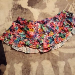 Bathing suit skirt